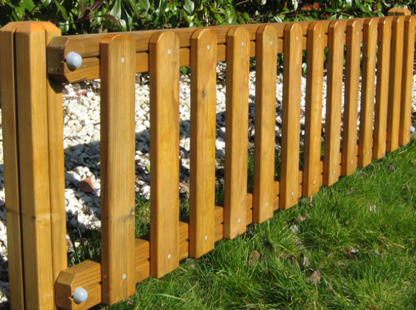 Valla de madera construm tica - Valla de madera ...