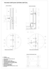 Portada de Detalles Tecnicos Sistema Vertical Vanguard