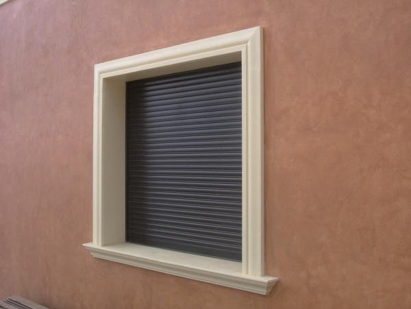Productos de ulma architectural solutions construm tica - Molduras para exteriores ...