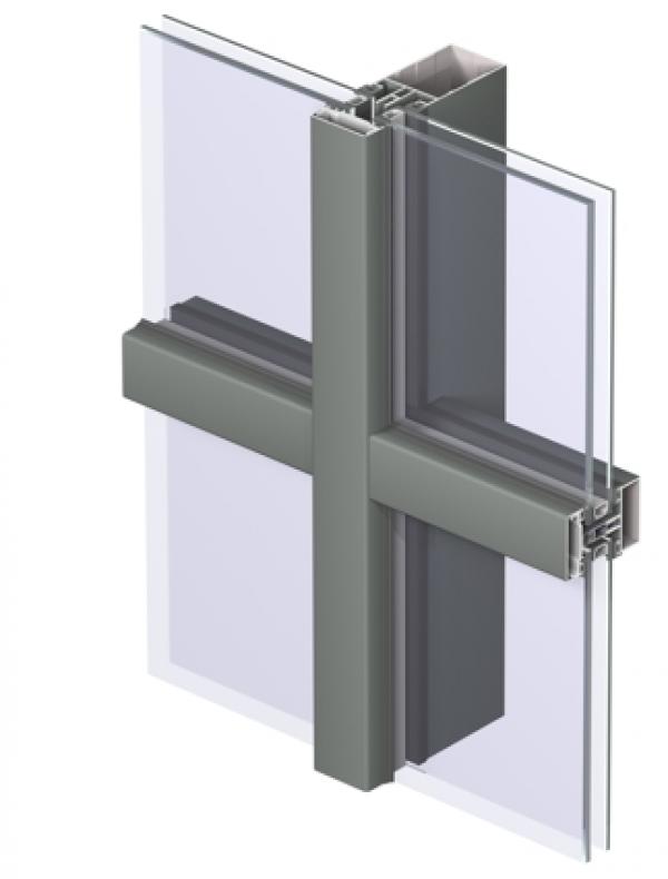 Productos de reynaers aluminium sau construm tica for Perfiles de aluminio catalogo