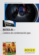 Portada de Rotex A1 Condensacion A Gas