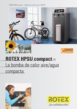 Portada de Rotex Hpsu Compact