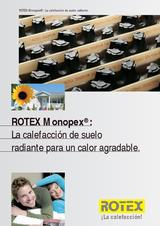 Portada de Rotex Monopex