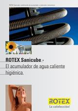 Portada de Rotex Sanicube