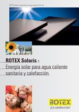 Portada de Rotex Solaris