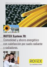 Portada de Rotex System 70