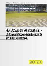 Portada de Rotex System 70 Industria